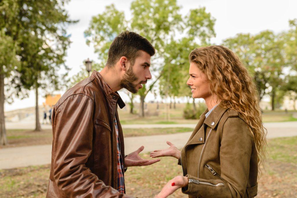 couple's fight
