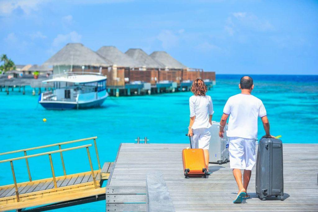 surprise romantic vacation