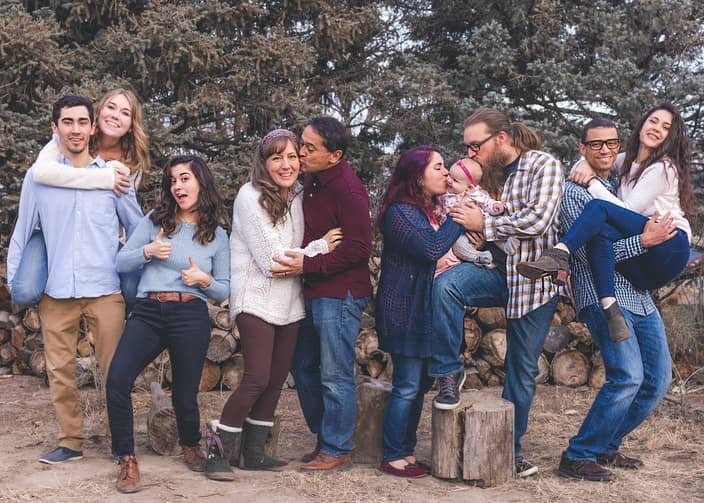Balancing family and relationship