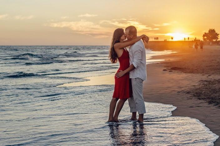 Romantic second chance
